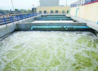 昆山某化工廠氨氮廢水處理